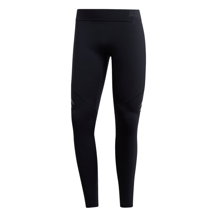 Alphaskin Tech Long Tight 3S Herren-Tights Adidas 464959700420 Farbe schwarz Grösse M Bild-Nr. 1