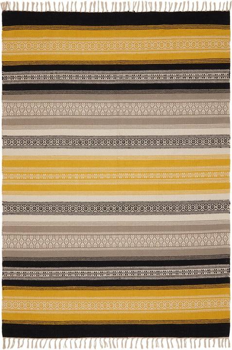 KELIM Teppich 412012212050 Farbe gelb Grösse B: 120.0 cm x T: 170.0 cm Bild Nr. 1