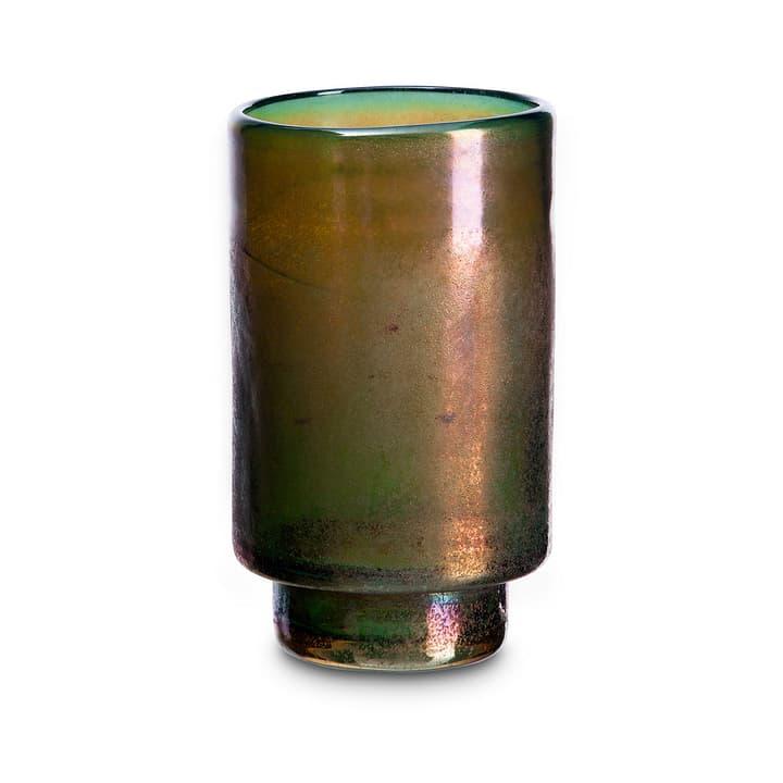 SINA Porte-bougies chauffe-plat 396078100000 Dimensions L: 12.0 cm x P: 12.0 cm x H: 20.0 cm Couleur Turquoise Photo no. 1