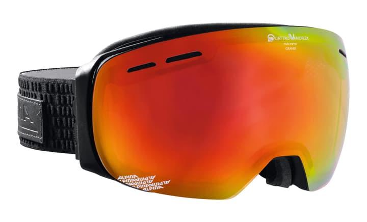 Grandby QuattroVarioflex MultiMirror Goggles Alpina 494946200000 Photo no. 1