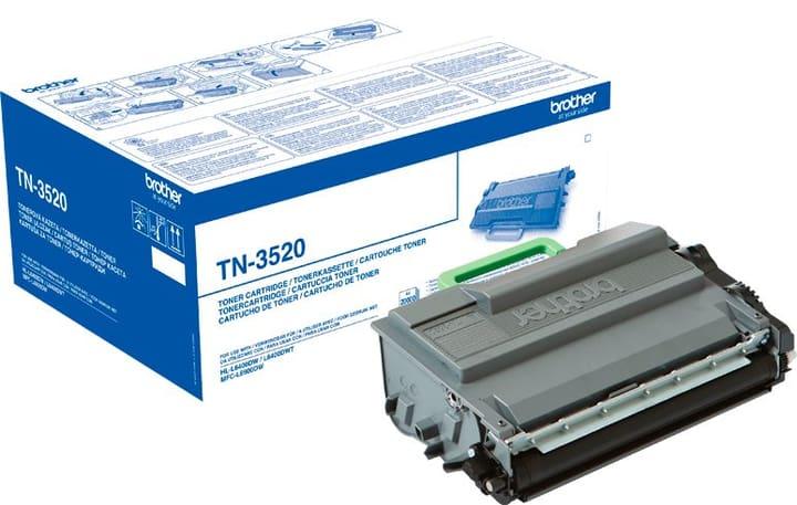 TN-3520 nero Toner Brother 797589000000 N. figura 1