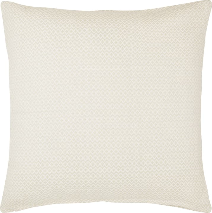 JULIANA Fodera per cuscino decorativo 450725840174 Colore Beige Dimensioni L: 45.0 cm x A: 45.0 cm N. figura 1