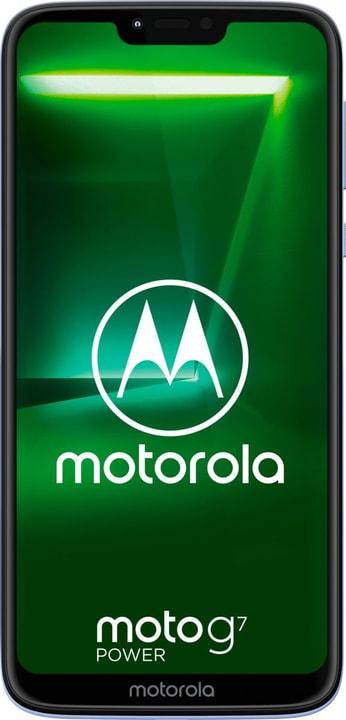 Moto G7 Power Iced violett Smartphone Motorola 785300147608 Bild Nr. 1
