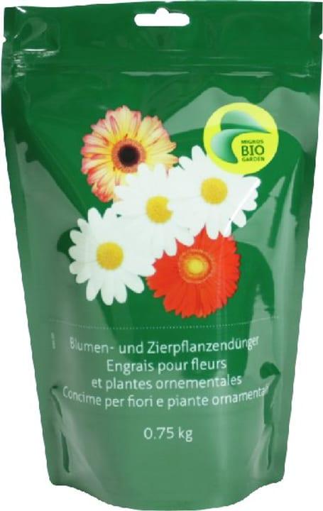 Blumendünger - und Zierpflanzendünger, 750 g Migros-Bio Garden 658230700000 Bild Nr. 1
