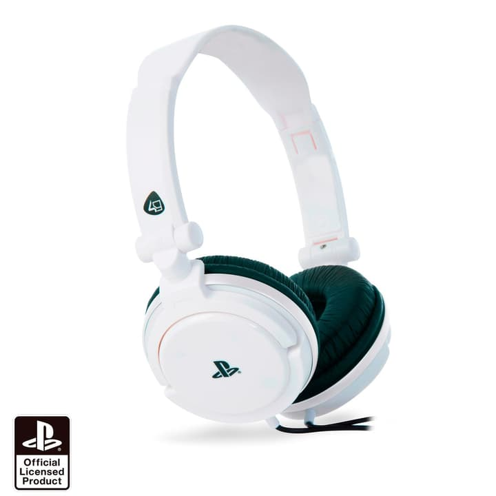 PRO4-10 Stereo Gaming Headset blanc Casque d'écoute 4gamers 785300127229 Photo no. 1