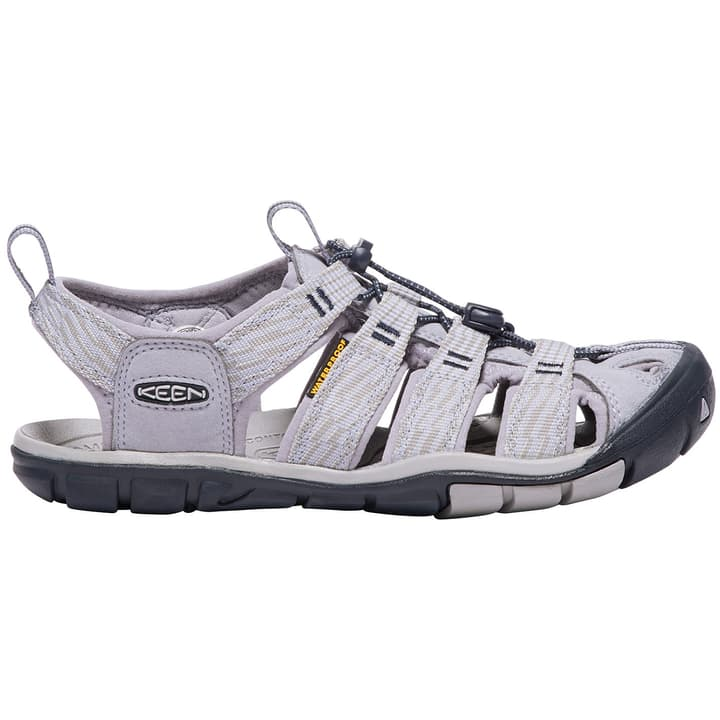 Clearwater CNX Sandales pour femme Keen 493442340580 Couleur gris Taille 40.5 Photo no. 1