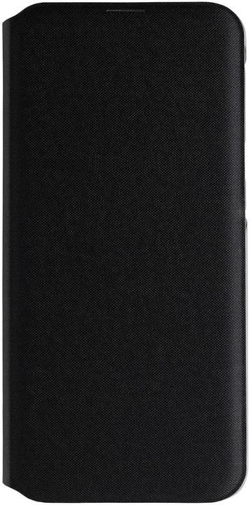 Wallet Cover A20e noir Coque Samsung 785300144347 Photo no. 1