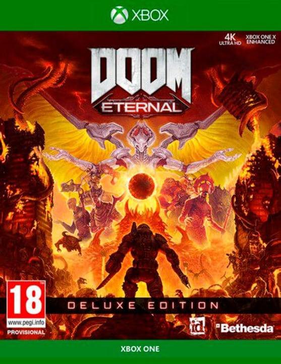 Xbox One - DOOM Eternal Deluxe Edition D Box 785300147332 Photo no. 1