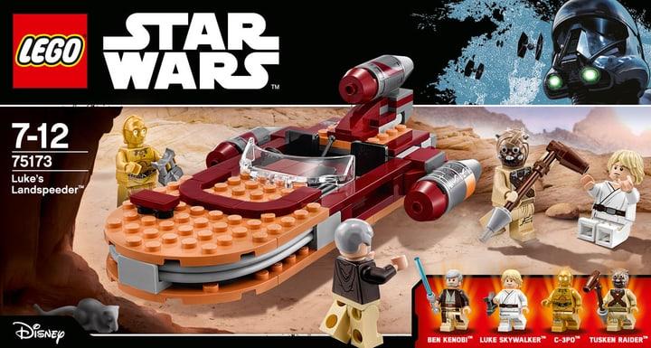 LEGO Star Wars Luke's Landspeeder 75173 748835700000 Photo no. 1