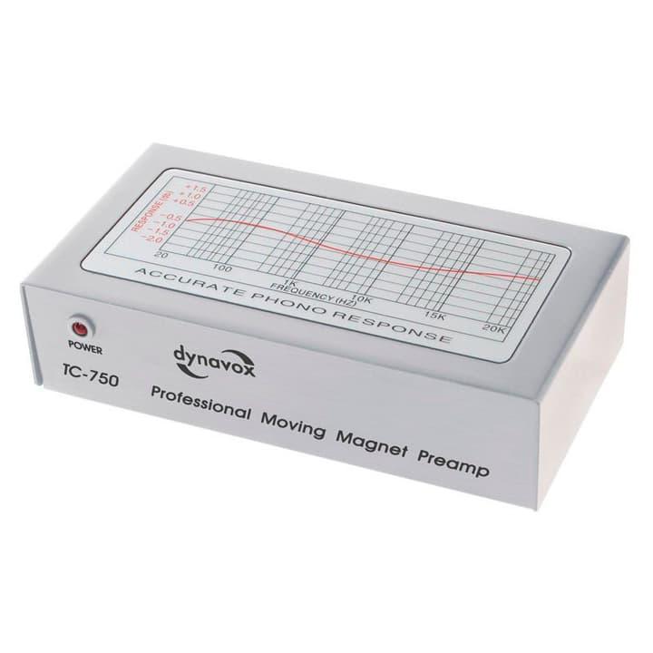 TC 750 - Argento Amplificatore Dynavox 785300122732 N. figura 1