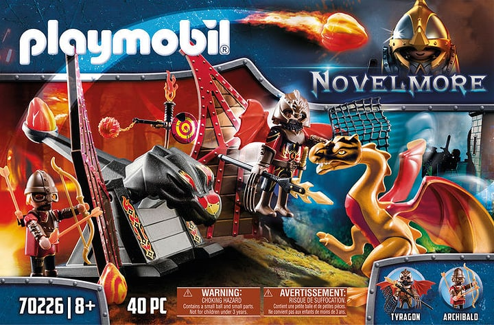 Playmobil 70226 Dragons 748024100000 Bild Nr. 1