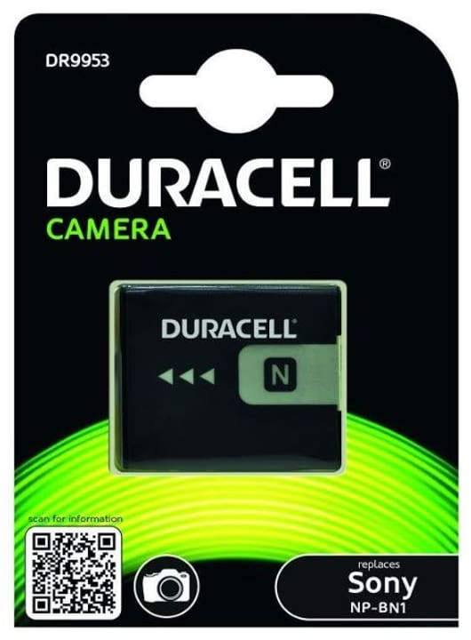 Batteria Duracell NP-BN1 Sony Replika 9000031223 No. figura 1