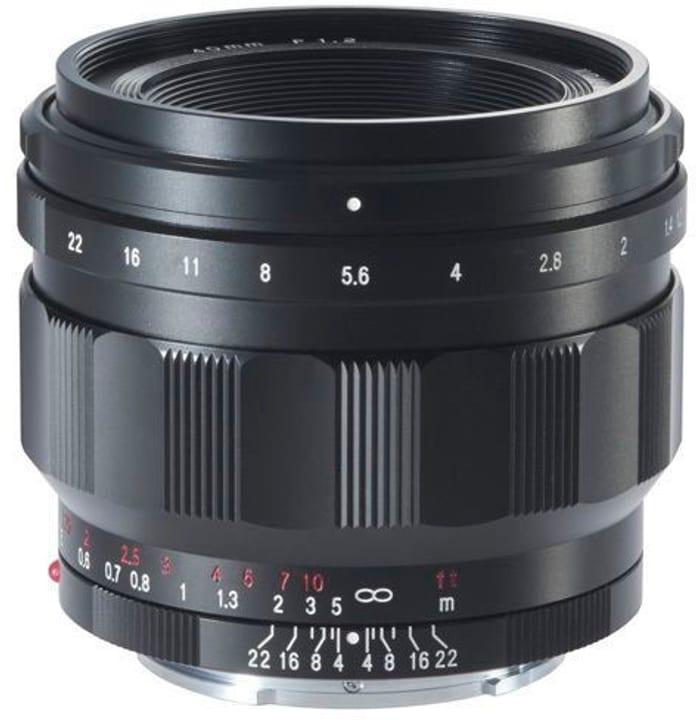 40 mm f/1.2 Nokton Objektiv Voigtländer 785300135125 Bild Nr. 1