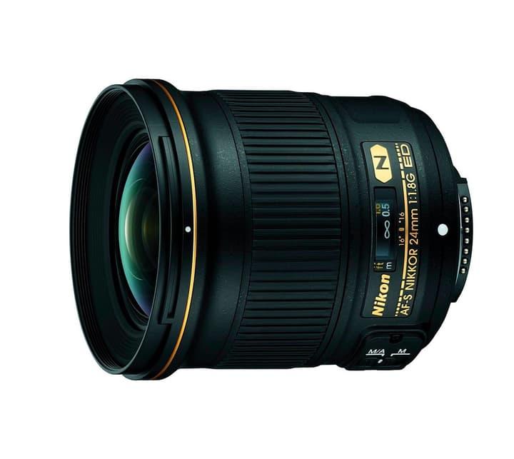 Nikkor AF-S 24mm/1.8G ED Objektiv, 3 Jahre Swiss-Garantie Objektiv Nikon 785300125591 Bild Nr. 1