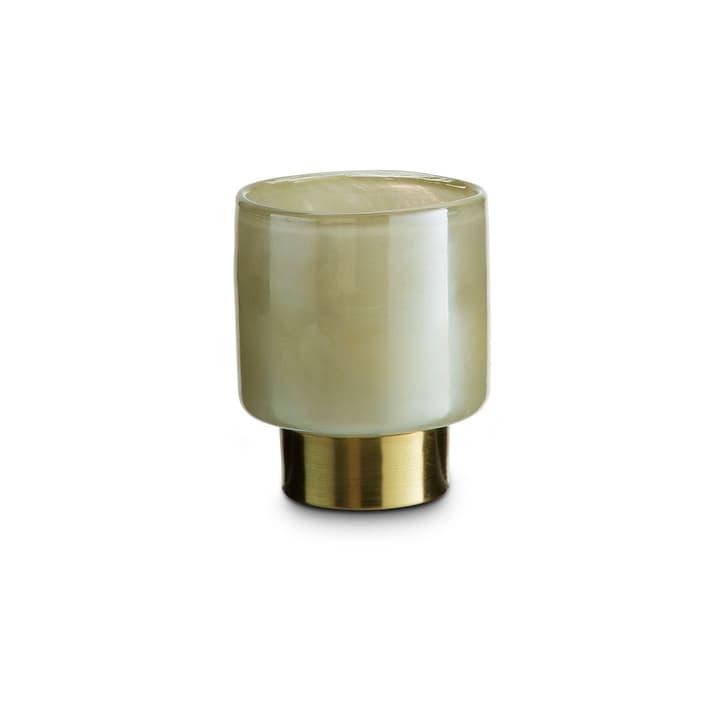JEMY Portacandele scaldavivande 390125000000 Dimensioni L: 10.0 cm x P: 10.0 cm x A: 12.0 cm Colore Bianco N. figura 1