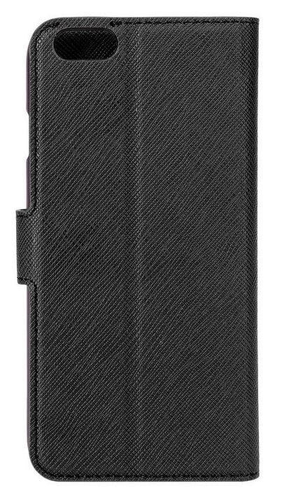 Wallet case Viskan iPhone 6/6s Schwarz XQISIT 798049800000 Bild Nr. 1