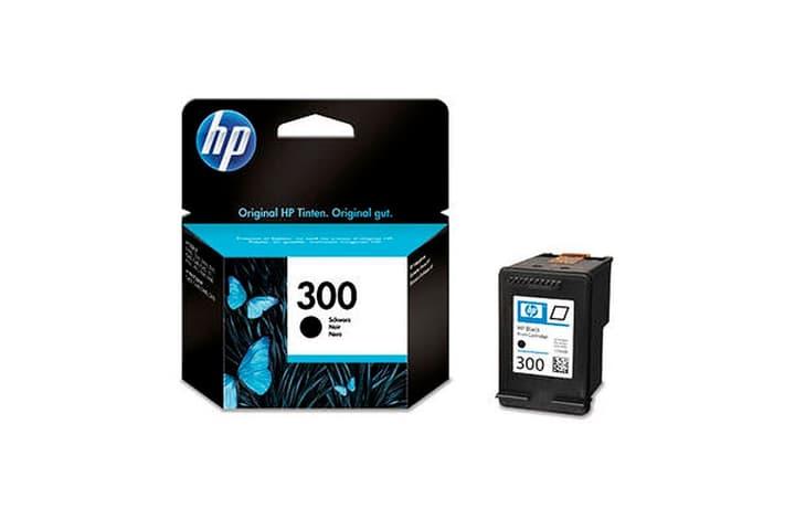 CC640EE cartuccia d'inchiostro nr. 300 black Cartuccia d'inchiostro HP 797505800000 N. figura 1