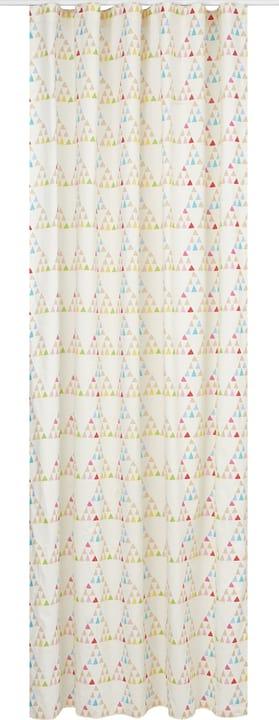 MORANA tenda opaca  preconfezionata 430272221374 Colore Beige Dimensioni L: 145.0 cm x A: 260.0 cm N. figura 1