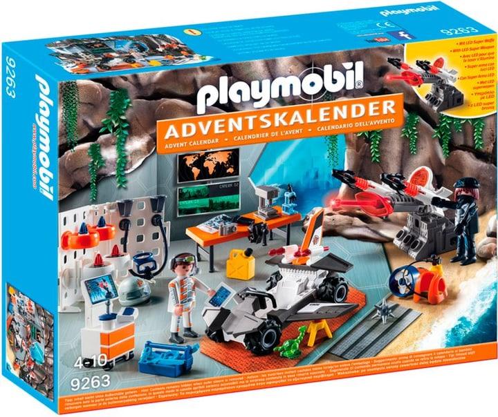 "Playmobil Christmas Adventskalender ""Spy Team Werkstatt""  9263 746081700000 Bild Nr. 1"