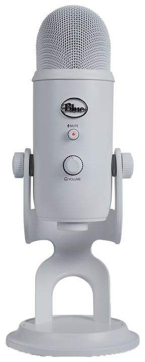 Yeti Microphone Whiteout USB Mikrofon Blue 785300139728 Bild Nr. 1