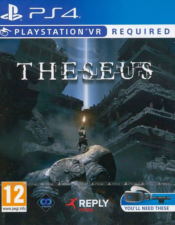 Theseus VR (PS4) (D/F/I) Physique (Box) 785300131053 Photo no. 1