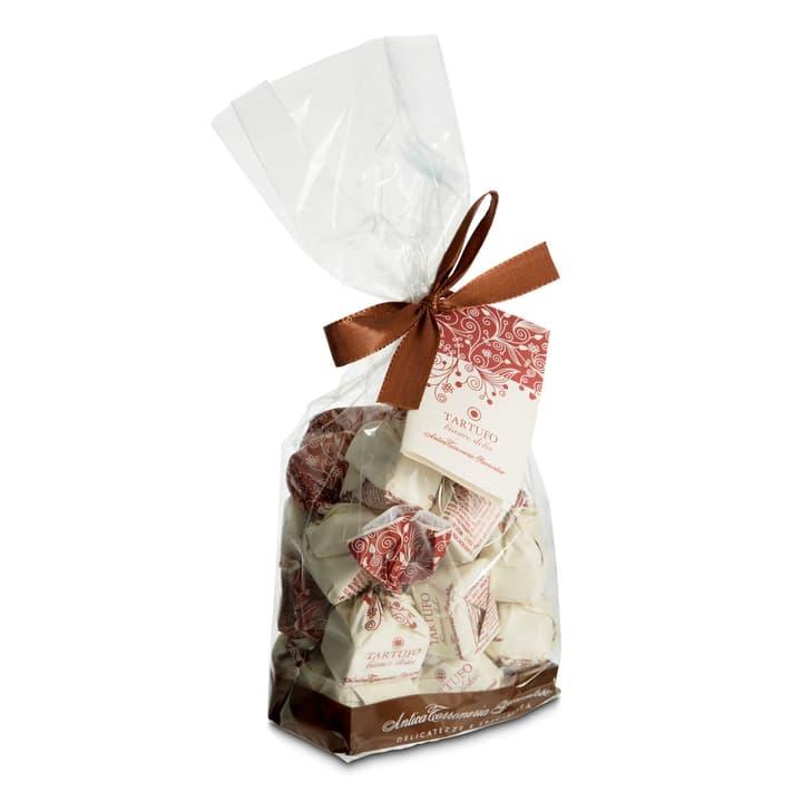 TARTUFI Chocolat à truffe blanc 393005100000 Photo no. 1