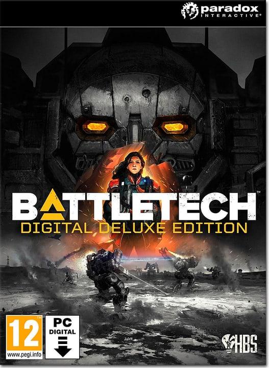 PC - BattleTech: Digital Deluxe Edition Download (ESD) 785300141983 Bild Nr. 1