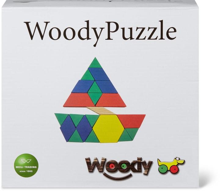 Woody Puzzle in legno (FSC) 746386800000 N. figura 1