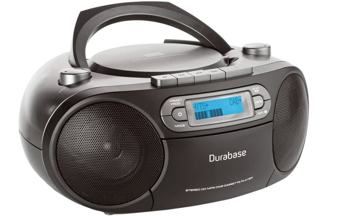 durabase nx cdcr100 dab cd radio kaufen bei. Black Bedroom Furniture Sets. Home Design Ideas