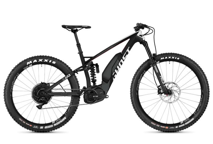 "Slamr S4.7+ 27.5""+ E-Mountainbike Ghost 464818300680 Farbe grau Rahmengrösse XL Bild Nr. 1"