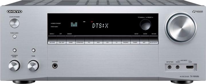 TX-NR686 - Silber AV-Receiver Onkyo 785300137698 Bild Nr. 1