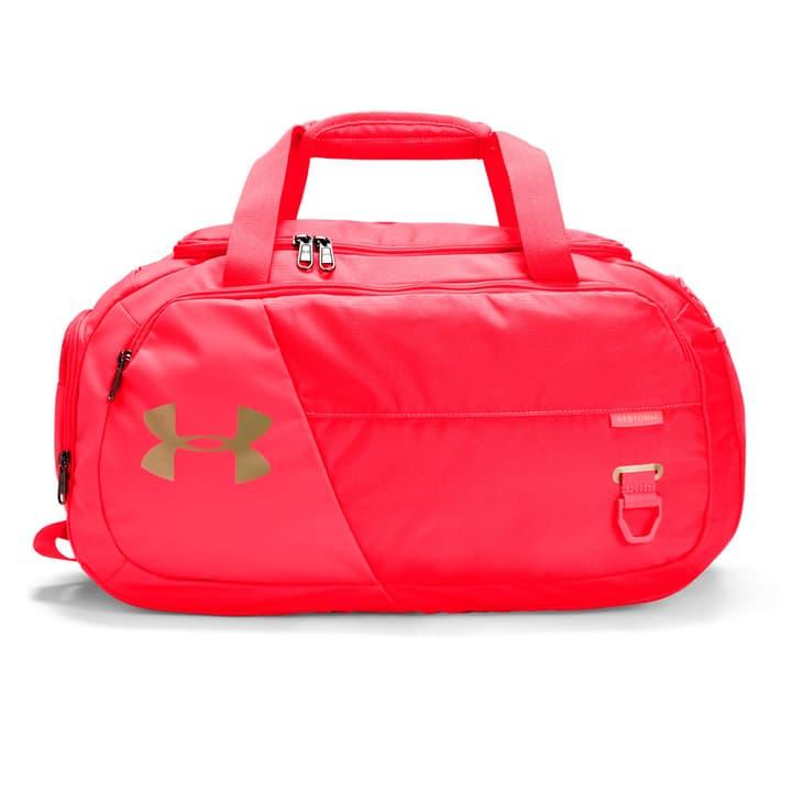 Undeniable Duffel 4.0 SM Sporttasche Under Armour 499589400235 Grösse XS Farbe Dunkelorange Bild-Nr. 1