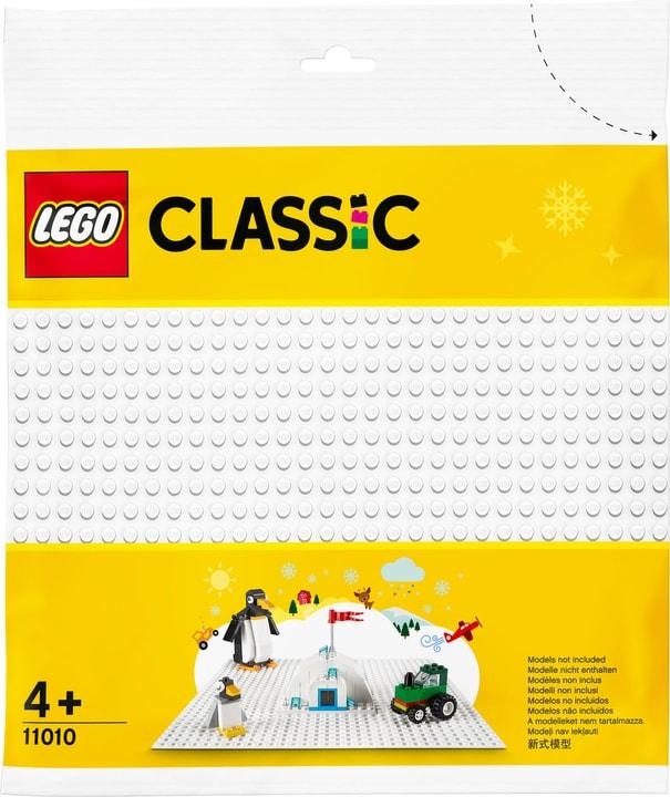LEGO Classic 11010 Weisse Bauplatte 748732500000 Bild Nr. 1