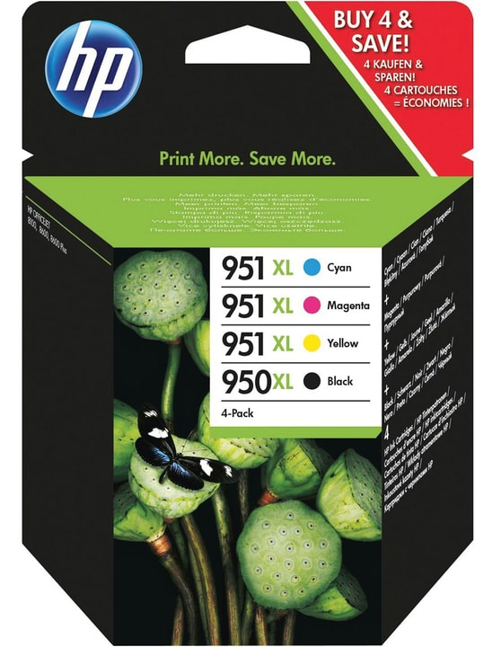 C2P43AE Combopack 950 / 951XL Tintenpatrone HP 795824200000 Bild Nr. 1