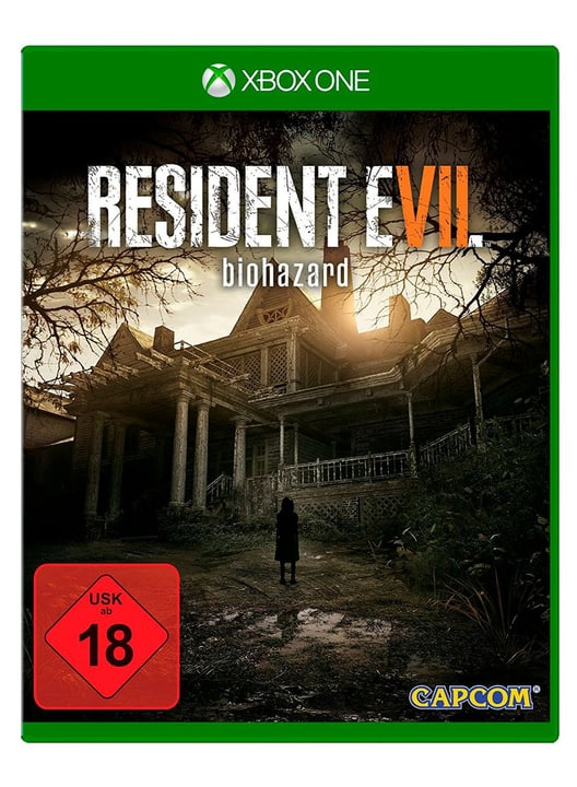 Xbox One - Resident Evil 7 Fisico (Box) 785300121761 N. figura 1
