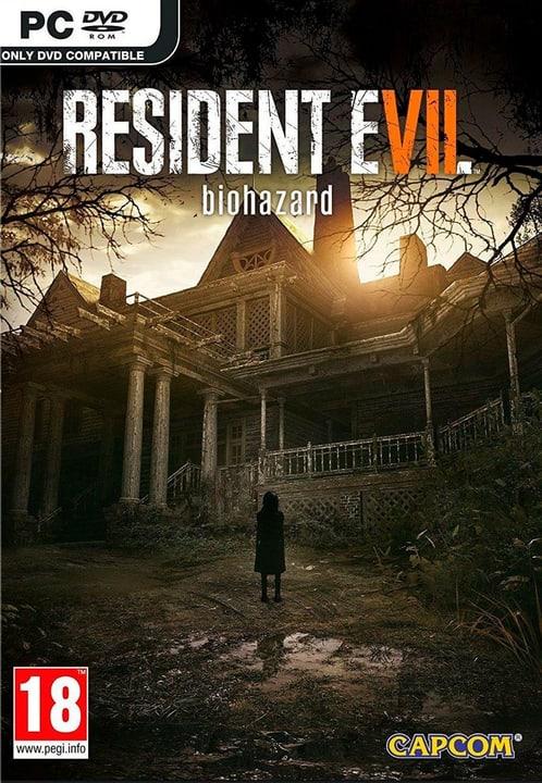 PC - Resident Evil 7 Box 785300121669 Photo no. 1