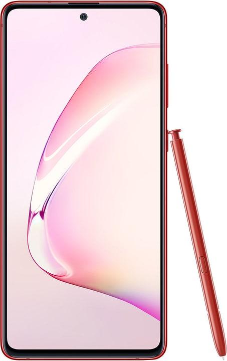 Note10 Lite 128GB Aura Red Smartphone Samsung 794650700000 Photo no. 1