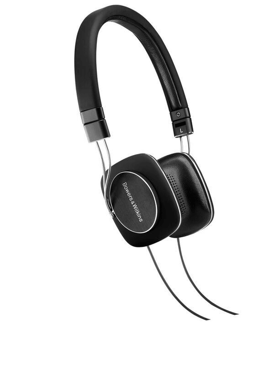 P3 Serie 2 - Schwarz On-Ear Kopfhörer Bowers & Wilkins 772776900000 Bild Nr. 1