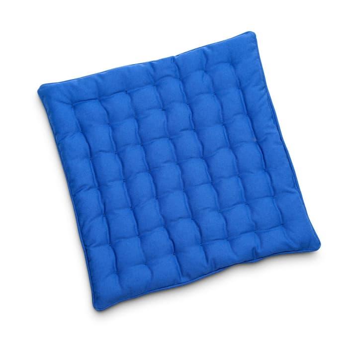 MIAMI Sitzkissen 40x40 378107900000 Grösse B: 40.0 cm x T: 40.0 cm x H: 3.0 cm Farbe Blau Bild Nr. 1