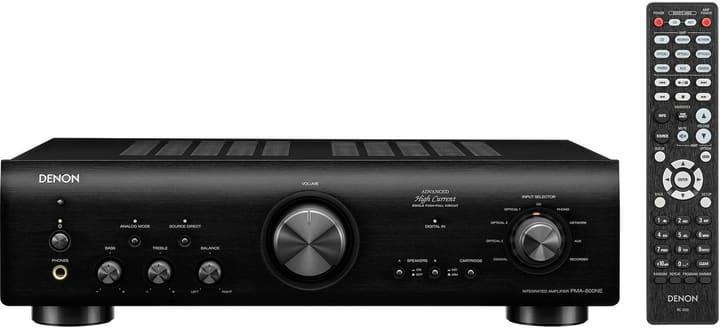 PMA-800NE - Noir Amplificateur Denon 785300145342 Photo no. 1