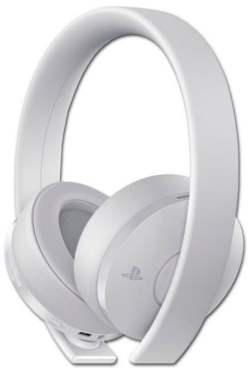 PS4 Wireless Headset 7.1 Gold White Headset Sony 785300141257 Bild Nr. 1