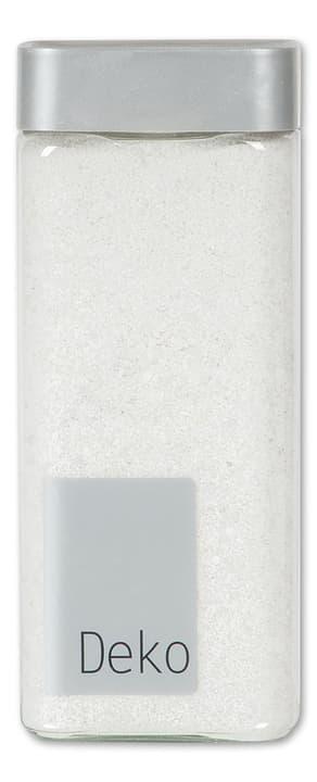 Sabbia decorativa, 0,5 mm Do it + Garden 655865200000 Colore Bianco Taglio L: 6.5 cm x P: 6.5 cm x A: 15.5 cm N. figura 1