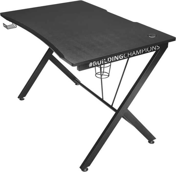 GXT 711 Dominus Gaming Desk table de jeu Trust-Gaming 785300140266 Photo no. 1