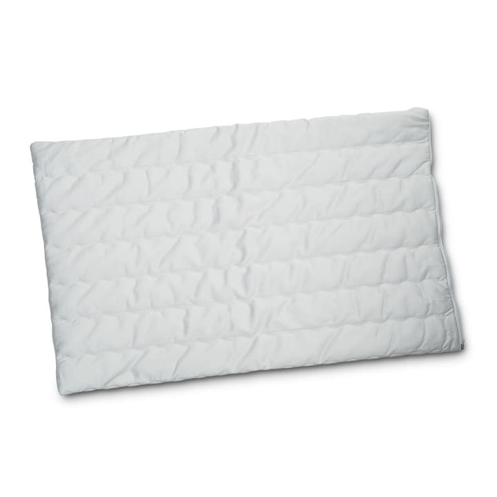 COMFORT COVER Taie en coton pour les oreillers 376054700000 Couleur Blanc Dimensions L: 65.0 cm x L: 100.0 cm Photo no. 1
