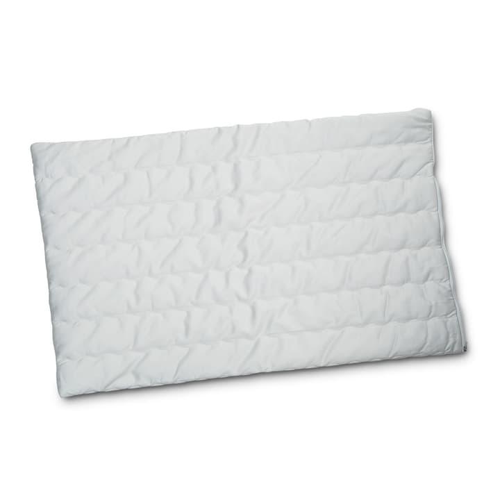 COMFORT COVER Taie en coton piqué 376054700000 Couleur Blanc Dimensions L: 100.0 cm x L: 65.0 cm Photo no. 1
