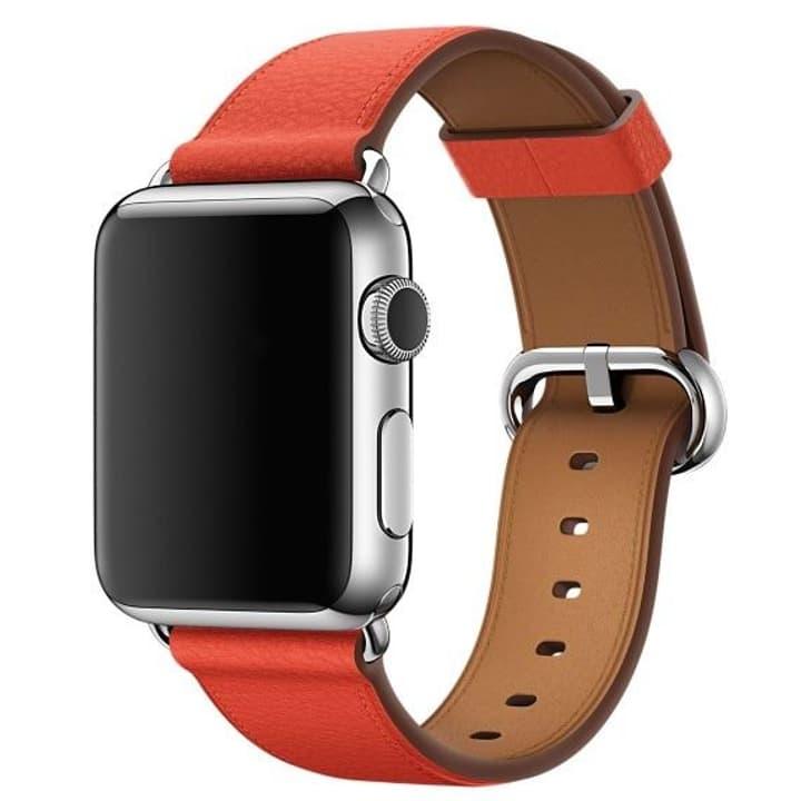 Apple 38mm Klassisches Lederarmband Rot Apple 95110049084817 Bild Nr. 1