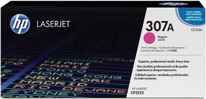 307A Toner magenta (CE743A) HP 798532300000 Photo no. 1