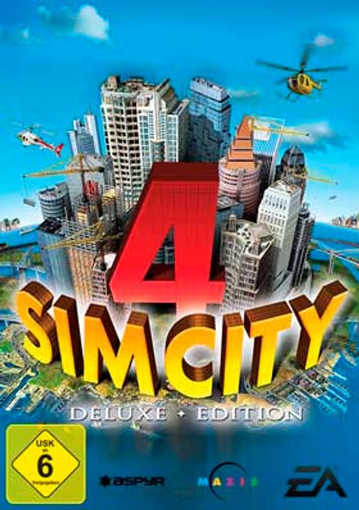 Mac - SimCity 4 Deluxe Edition Download (ESD) 785300133571 N. figura 1