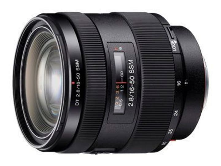 Alpha Lens 16-50mm F2.8 SSM objectif Objectif Sony 785300125913 Photo no. 1