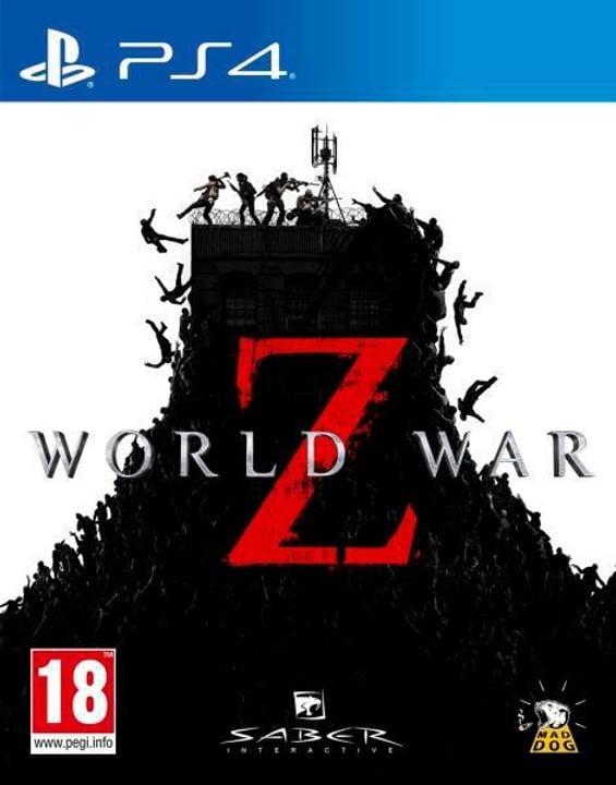 PS4 - World War Z F Box 785300142613 N. figura 1